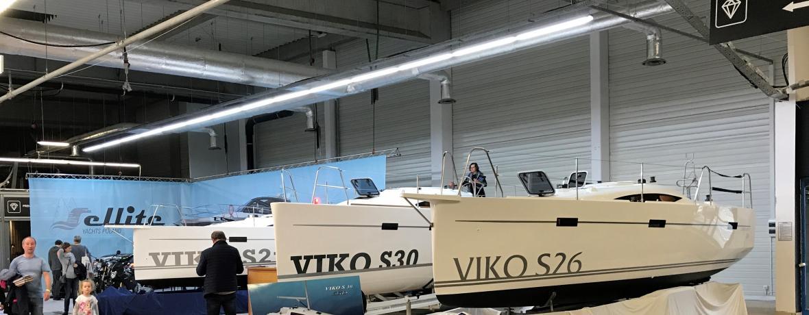 viko yachts Ptak Warsaw Expo
