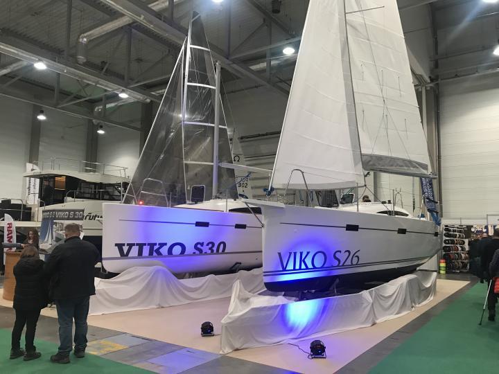 Polish Boatshow Łódź 2017