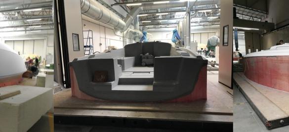 Final works on VIKO S 35
